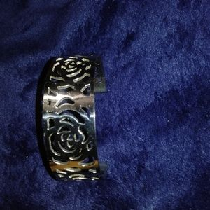 Stainless steel hard bracelet